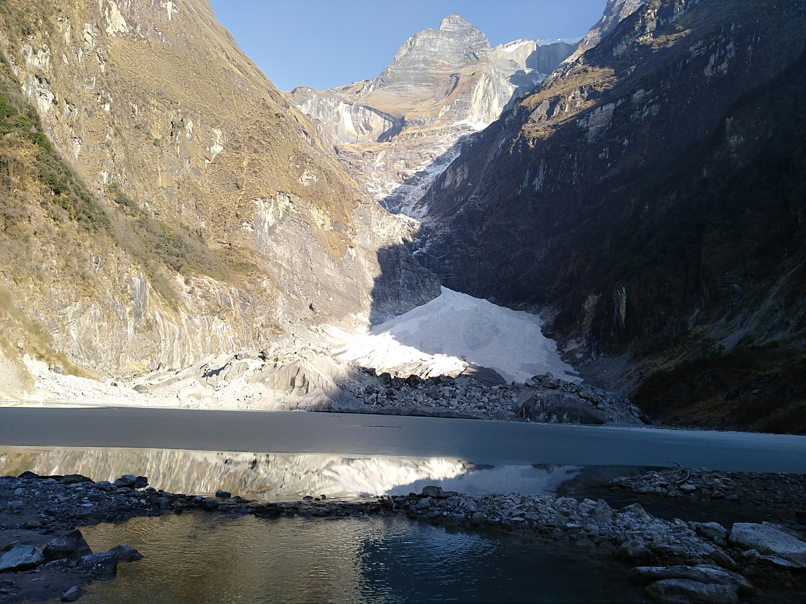 Sikles and Kahfuche lake trek