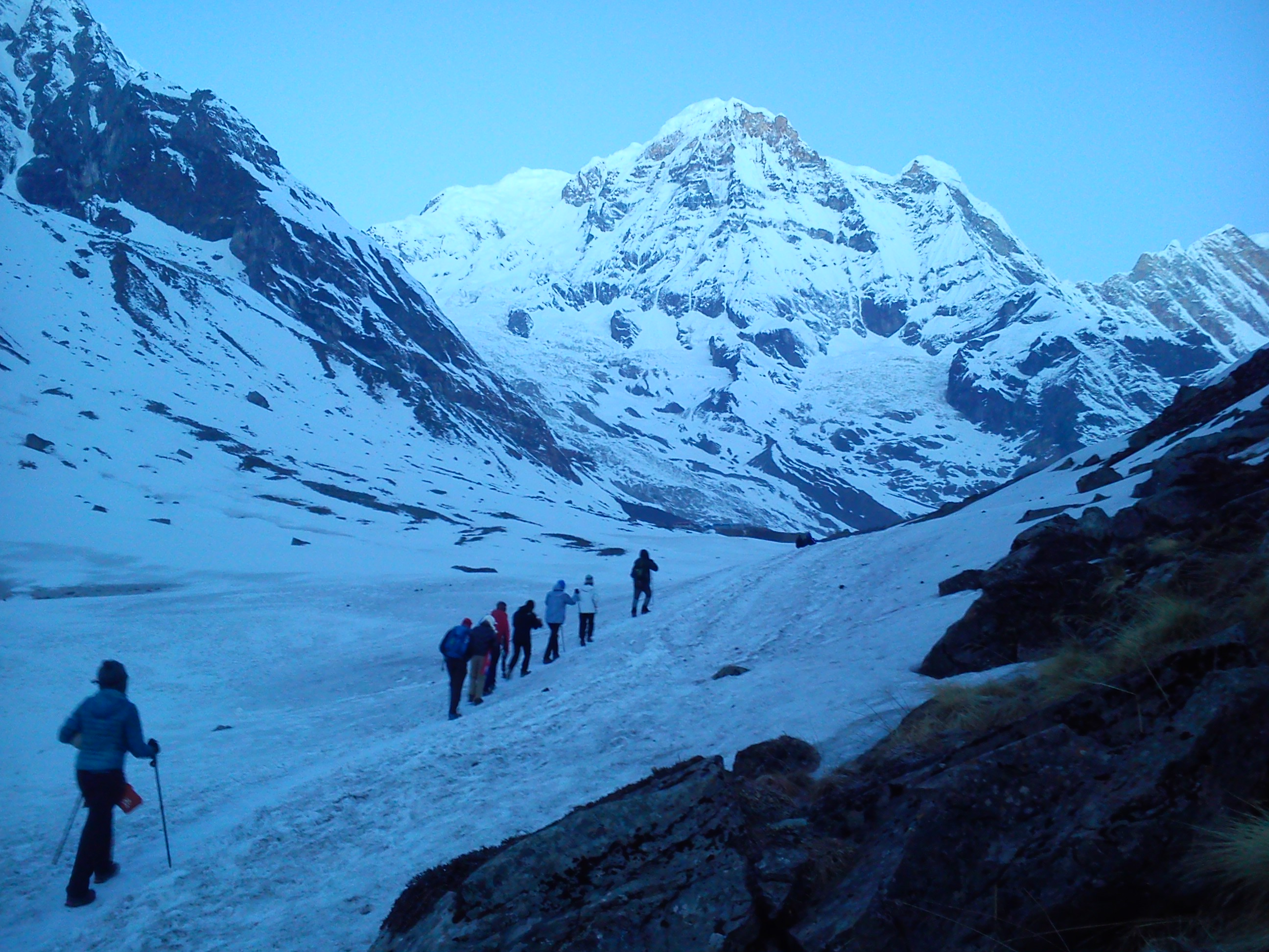 Annapurna Base Camp (ABC) Trek